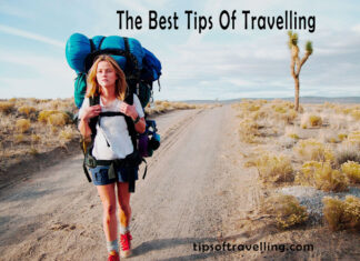 tips of travelling