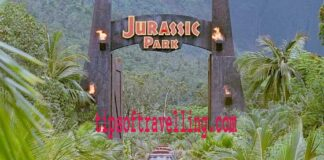 Jurassic Park Filming Locations