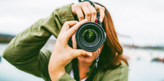 cute places to take pictures