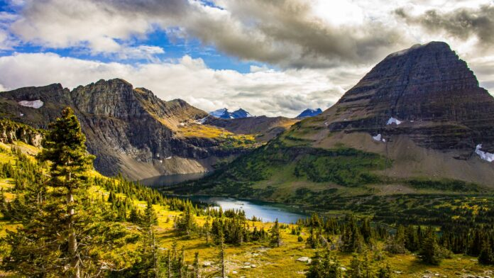 Best time to visit glacier national park